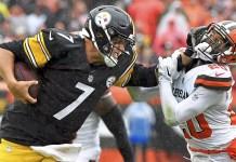 Pré-jogo Browns @ Steelers