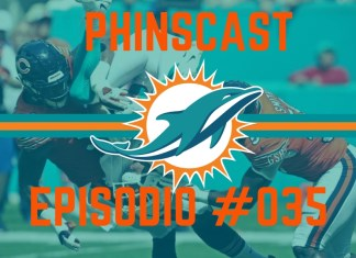 Dolphins vs Bears Semana 6 2018