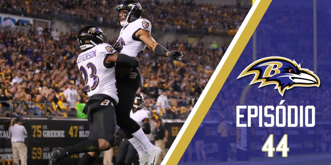 Ravens vs Steelers Semana 4 2018