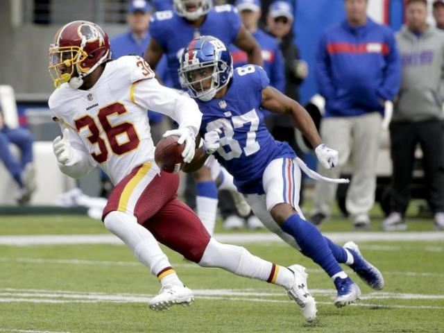 podcast redskins at giants