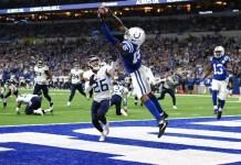 Pós-jogo Colts vs Titans - Semana 11