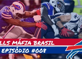 Bills vs Patriots Semana 8 2018