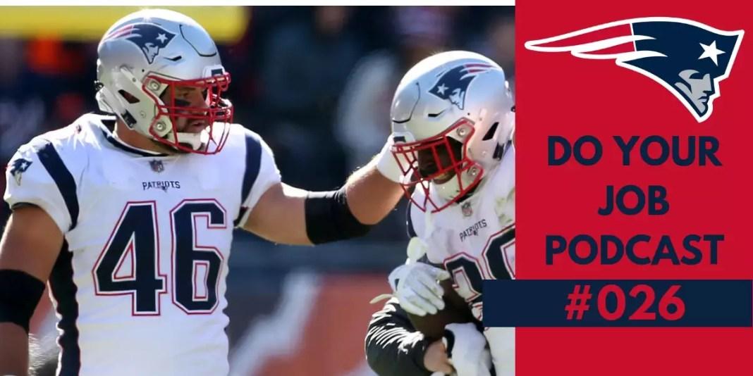 Patriots vs Jets Semana 12 2018