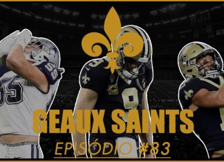 Saints vs Cowboys semana 13 2018