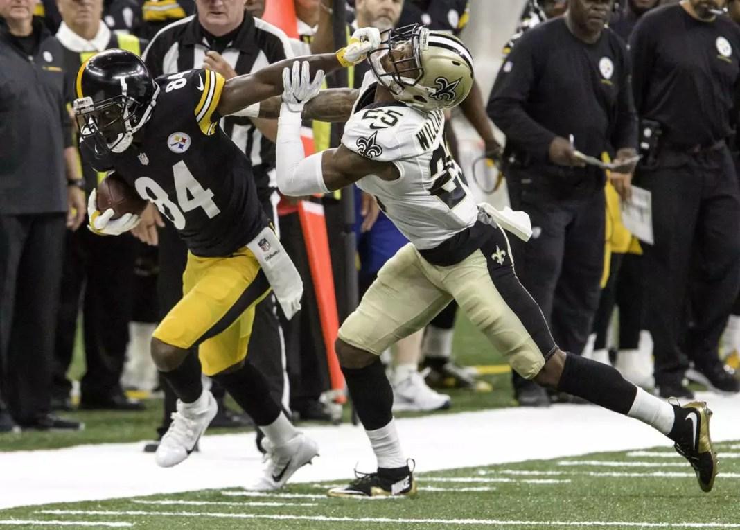 Pré-jogo Steelers @ Saints