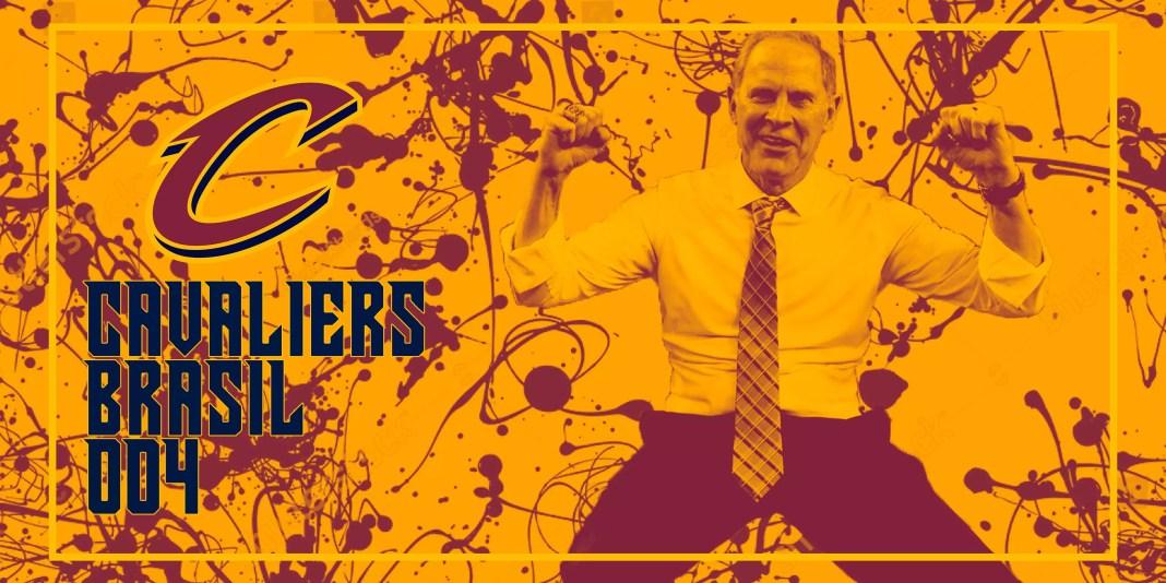 John Belein Head Coach do Cavaliers