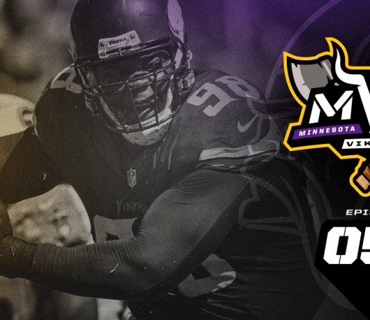 Minnesota Vikings Podcast 059 - Linha Defensiva