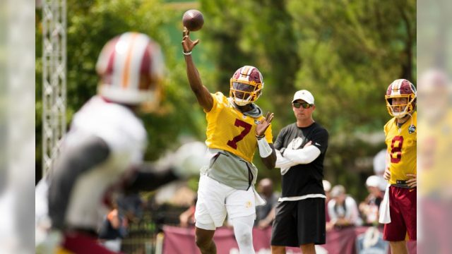 Redskins Thoughts: Pré Temporada