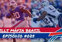 Bills vs Patriots Semana 4 2019