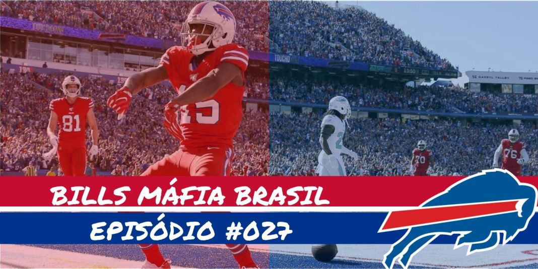 Bills vs Dolphins Semana 7 2019