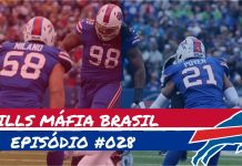 Bills vs Eagles Semana 8 2019