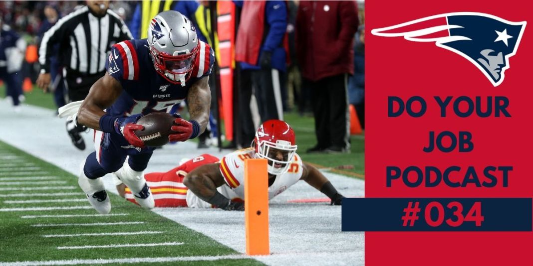 Patriots vs Chiefs Semana 14 2019