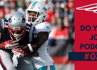 Patriots vs Dolphins Semana 17 2019