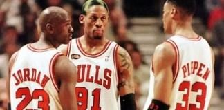 Dentro de uma última temporada conturbada, além de Michael Jordan, quais foram os nomes que se destacaram na era do ouro do Chicago Bulls?