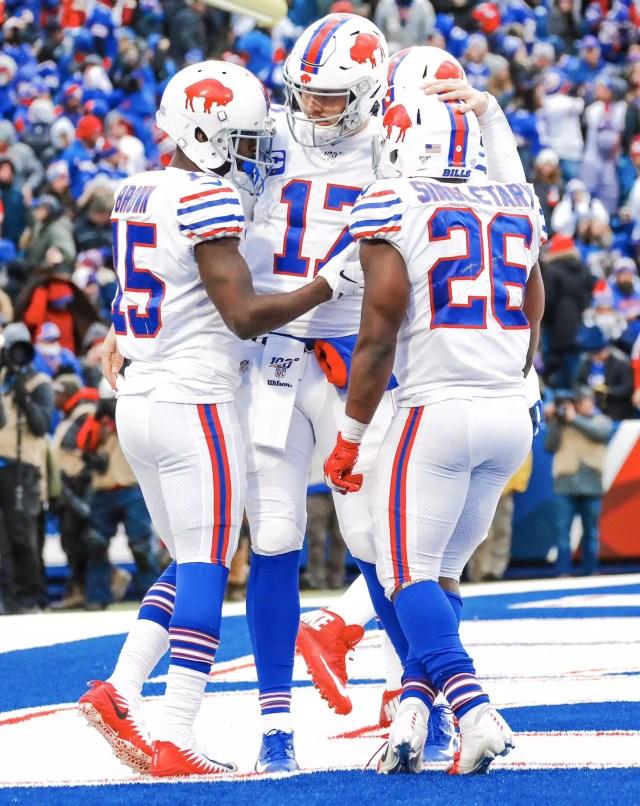 Mesma com a contratação de Cam Newton por parte dos Patriots, o favorito ao título da AFC East em 2020 é o Buffalo Bills. Explicaremos os motivos.