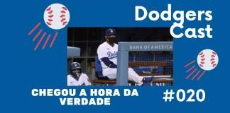 Dodgers Cast é o primeiro podcast em português para falar do Los Angeles Dodgers! Apresentação e edição de Thiago Cordeiro!