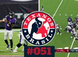 Texans x Ravens semana 2