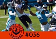 Semana 6 Bears vs Panthers