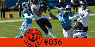 Semana 6 Bears vs Panthers
