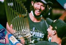 Los Angeles Dodgers campeão