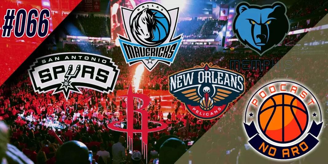Preview Divisão Sudoeste NBA 2020