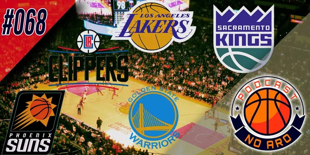 Preview Divisão Pacífico NBA 2020