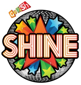 SHINE VBS 2014 Official Logo