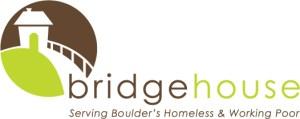 Bridge House Logo with tag line