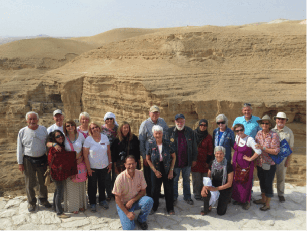 Trip to Israel/Palestine with Pilgrims of Ibilin--Fall 2013