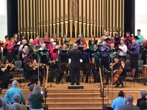 Chancel Choir and Friends Gerald