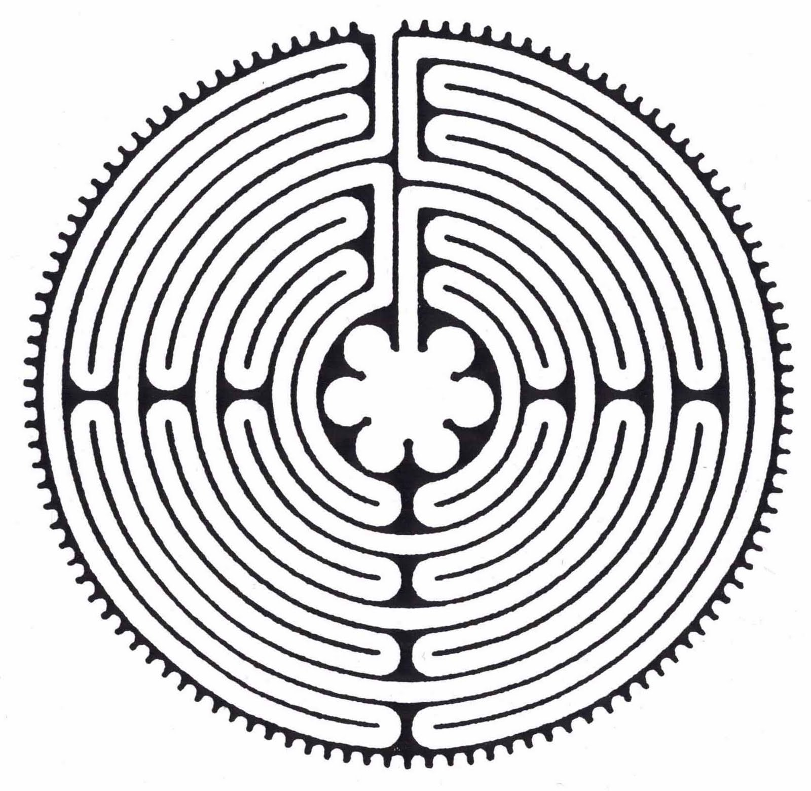 The Labyrinth Is An Ancient Mystical Tool That Can Help Bring About Personal Transformation And A Shift In Consciousness It Is Meant To Awaken Us To The