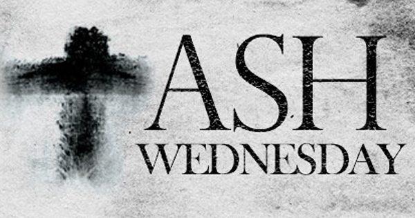ash wednesday 2018 # 13