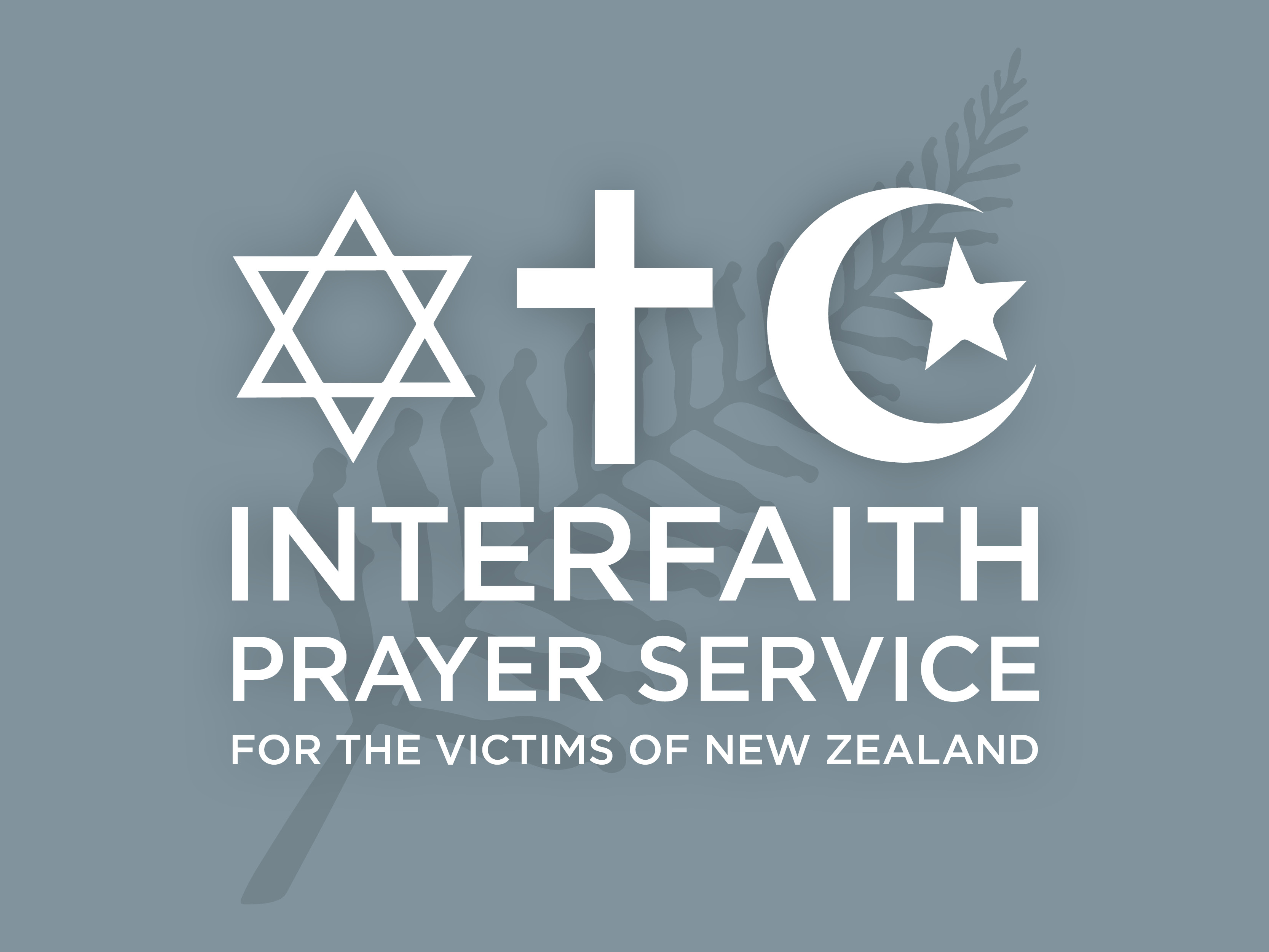 interfaith service of prayer