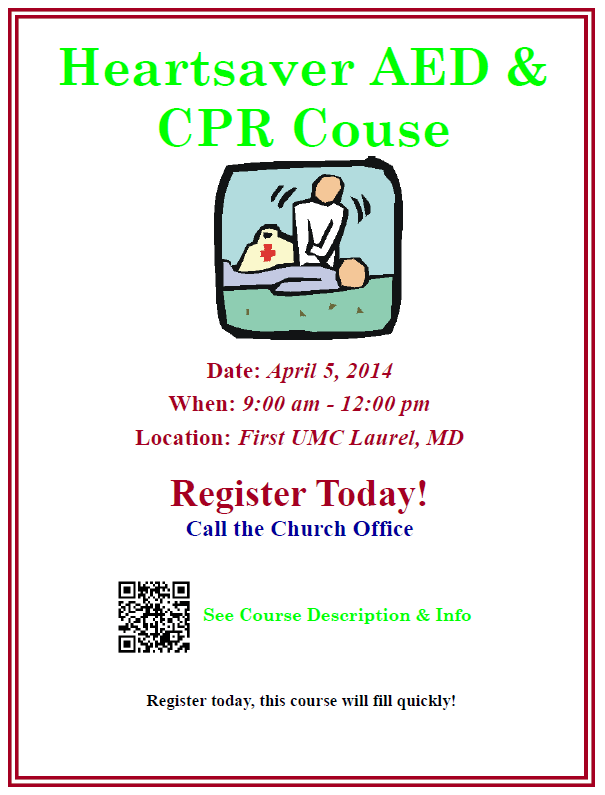 aed cpr at fumcl