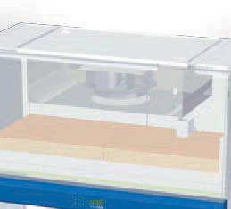 Ductless Fume Hoods Centrifugal Fan