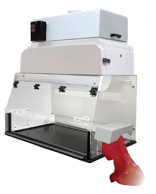 Laminar Flow Powder Hoods Dual Hepa Filters