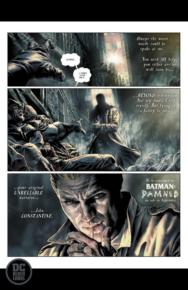 Batman: Damned #1, anteprima 05