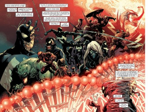 Absolute Carnage #1, anteprima 02
