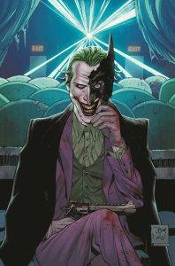 Batman #93, copertina di Tony Daniel