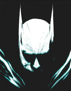 Batman: The Smile Killer, copertina di Andrea Sorrentino
