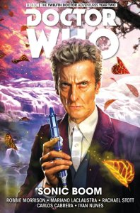 Doctor Who Sonic Boom