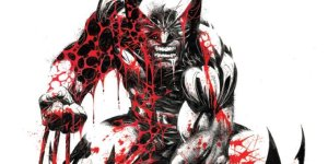 Wolverine: Black, White & Blood