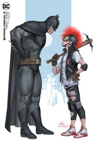 Batman Annual #5, variant cover di Lee InHyuk