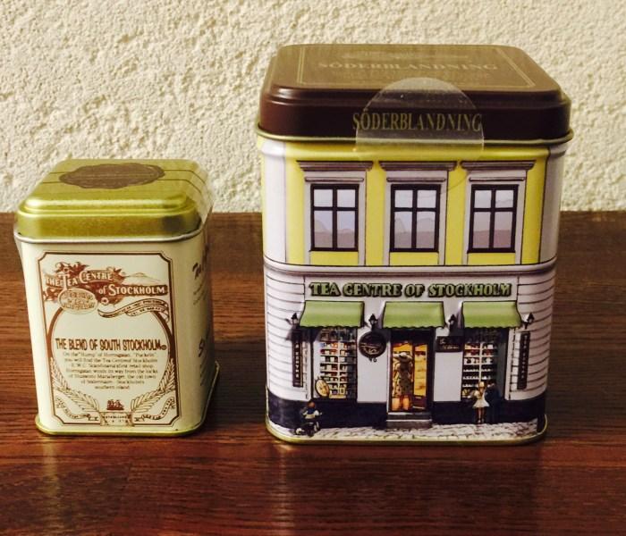 北欧紅茶 ミニ缶販売の終了に関しまして