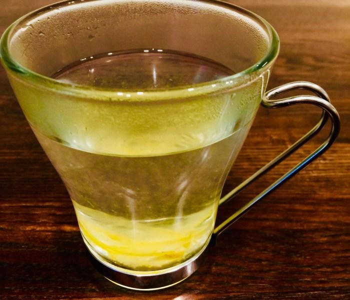 ゆず茶(純国産)始まりま~す