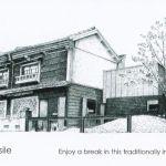 古民家を改装したカフェ「cafe asile(カフェ・アジール)」