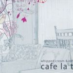 アンティークな雰囲気に心癒されるカフェ『cafe la taupe (カフェ・ラ・トープ )』
