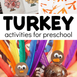 25 Thanksgiving Turkey Activities For Kids Fun A Day