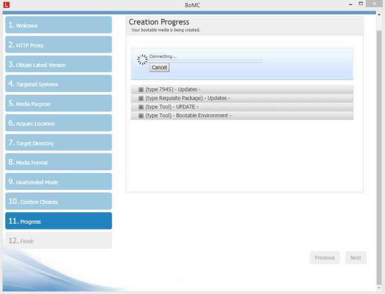 Как обновить firmware на сервере IBM_040