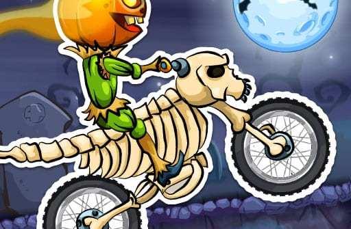 moto xm spooky land